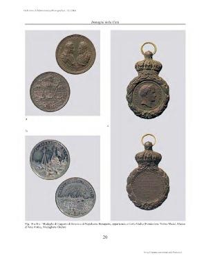 0b890beded Bollettino di Numismatica Monografia n. 13.I 2006 Immagini della Città a c  b Fig. 18 a-b-c - Medaglie di Eugenio di Savoia e di Napoleone Bonaparte,  ...